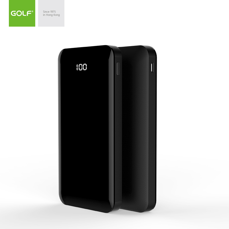 УМБ GOLF G37 full screen display 10000mAh |2USB, 2.1A| 14562