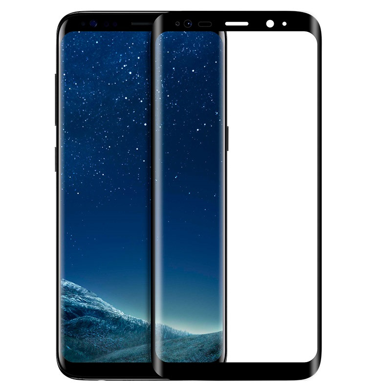 Защитное стекло Hoco Curve full protection для Samsung Galaxy S8 Plus 20358