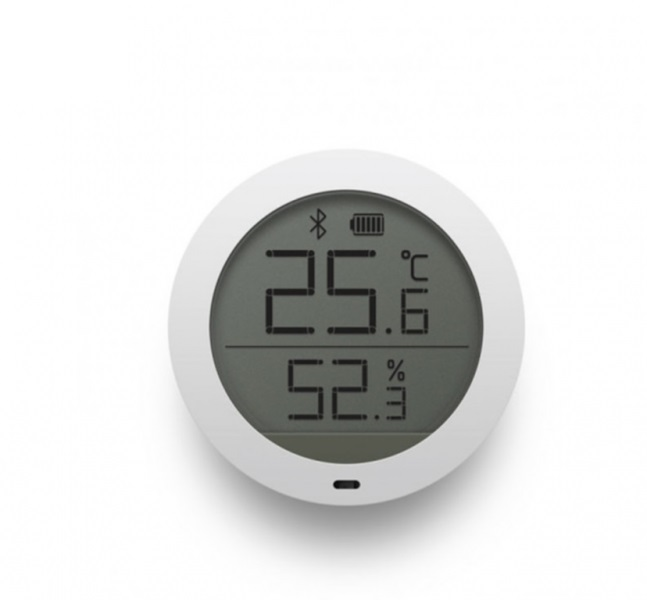 Термометр-гигрометр Xiaomi Mi Temperature and Humidity Sensor 12345