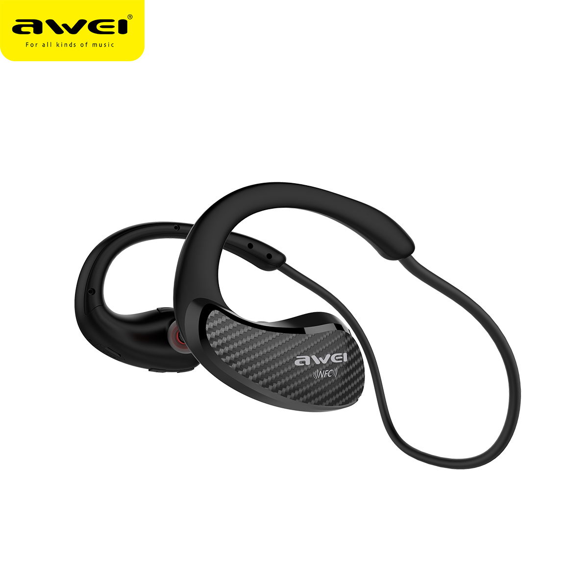 Наушники AWEI Bluetooth A881BL 11700