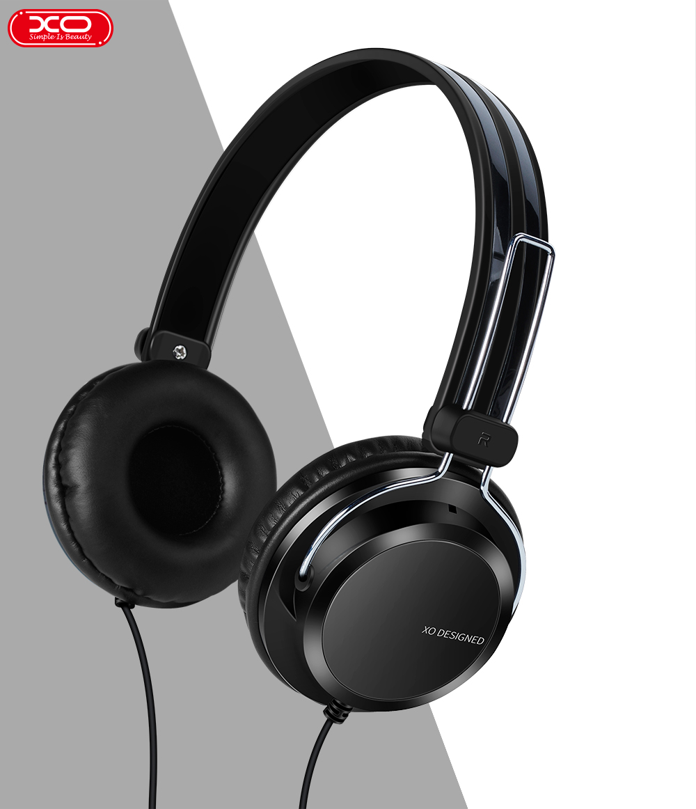 Наушники XO Stereo Wired Headphone S32 11718