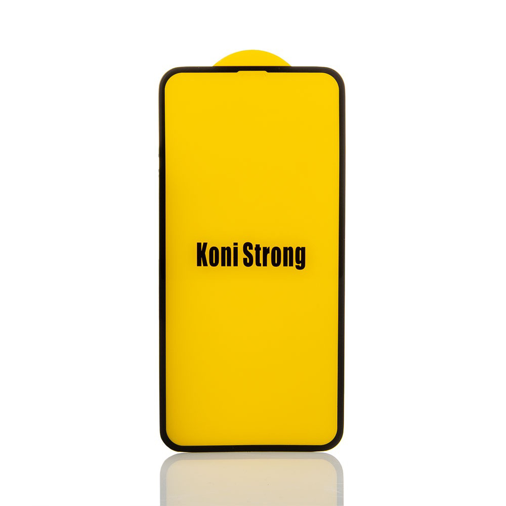 Защитное стекло  KONI STRONG Premium Arc Design для Iphone XS MAX/11 Pro Max |0.3mm| (foam bag) 20440