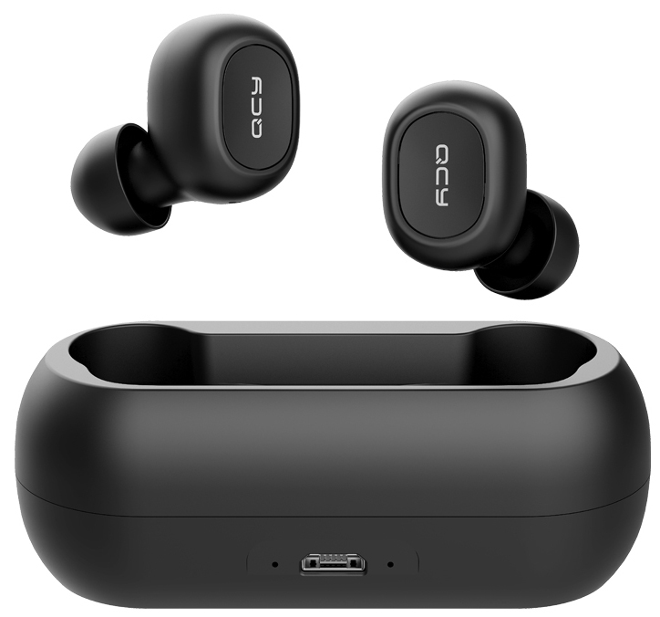 Наушники Bluetooth 5.0 QCY T1 Multipoint 11753