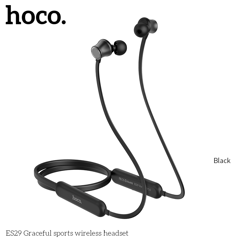 Наушники Bluetooth HOCO Graceful sports ES29 11754