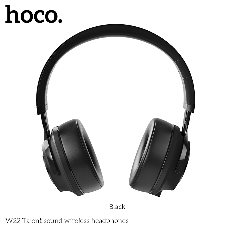 Наушники Bluetooth HOCO Talent sound  W22 11756