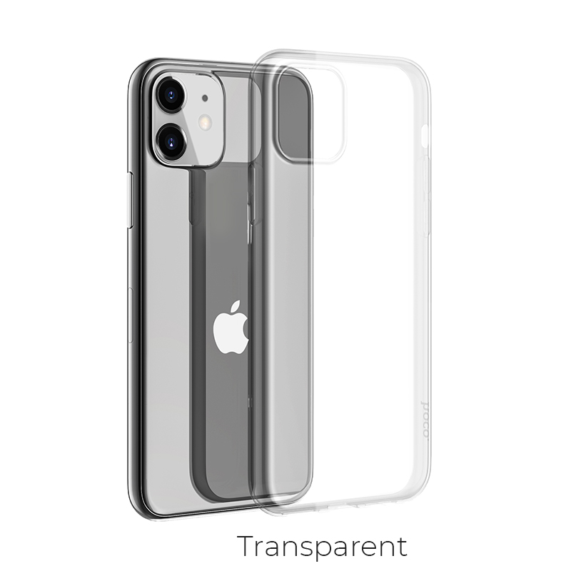 Чехол HOCO TPU Light series для iPhone 11 20447