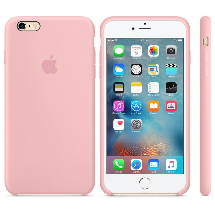 Чехол SIlicone Case (original copy) для iPhone 6/6s 20456