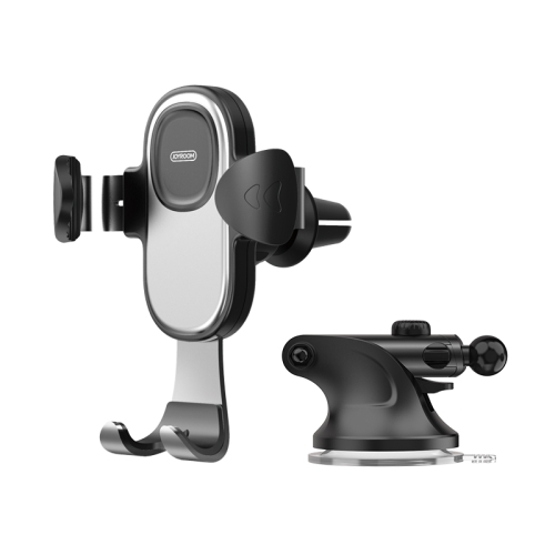 Держатель JOYROOM Dawn Series 2in1 air outlet & dashboard gravity bracket set JR-ZS193 14885
