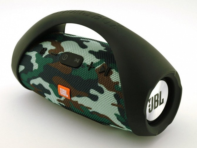 Акустика JBL  Booms BOX Mini (22см/12см/8,5см) 11834