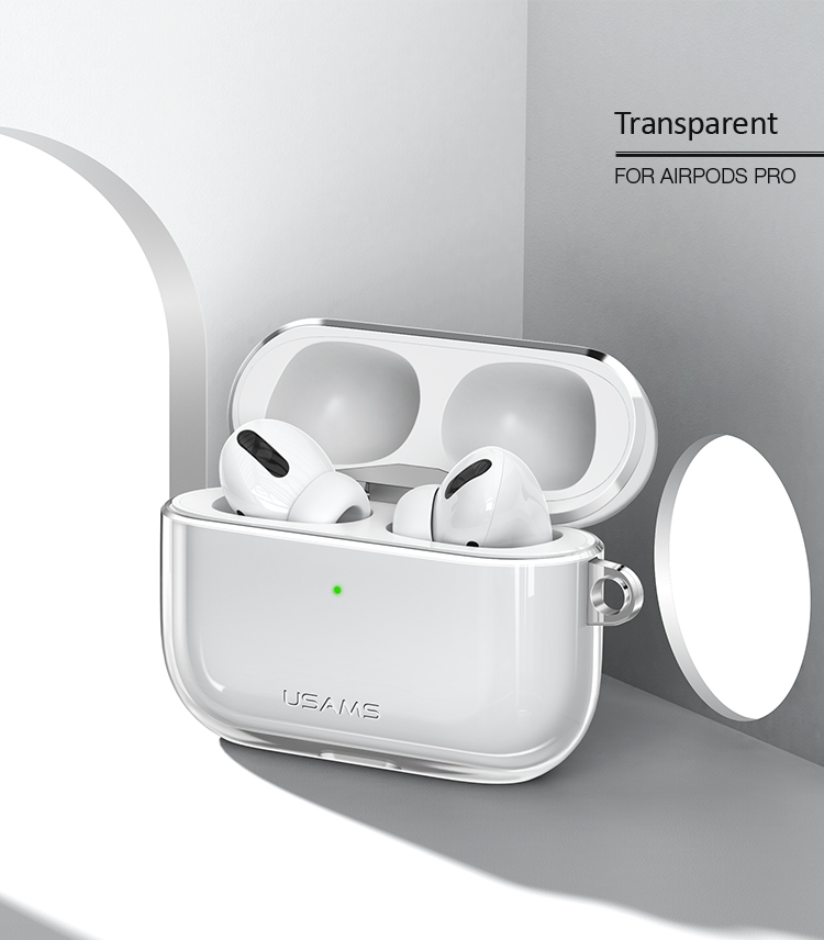 Чехол USAMS для Apple AirPods Pro TPU Protective Cover US-BH570 20541