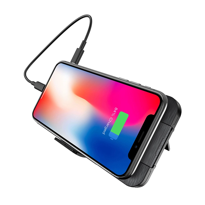 УМБ HOCO with wireless charger Energy lake S16 10000mAh |1USB/1Type-C, PD/QC, 3A, 18W, 10W Qi| 25055