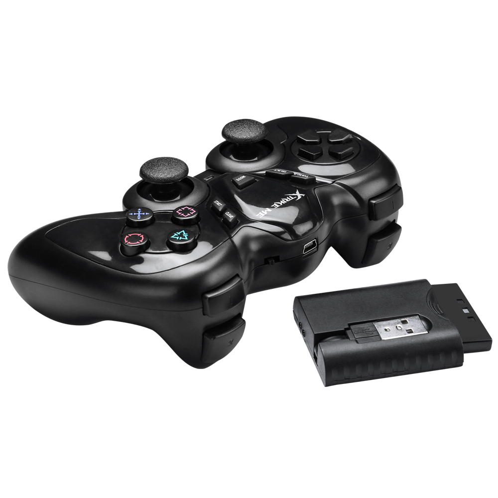Игровой контроллер XTRIKE ME GP-42 Wireless (PC/PS3/Android TV) 12475