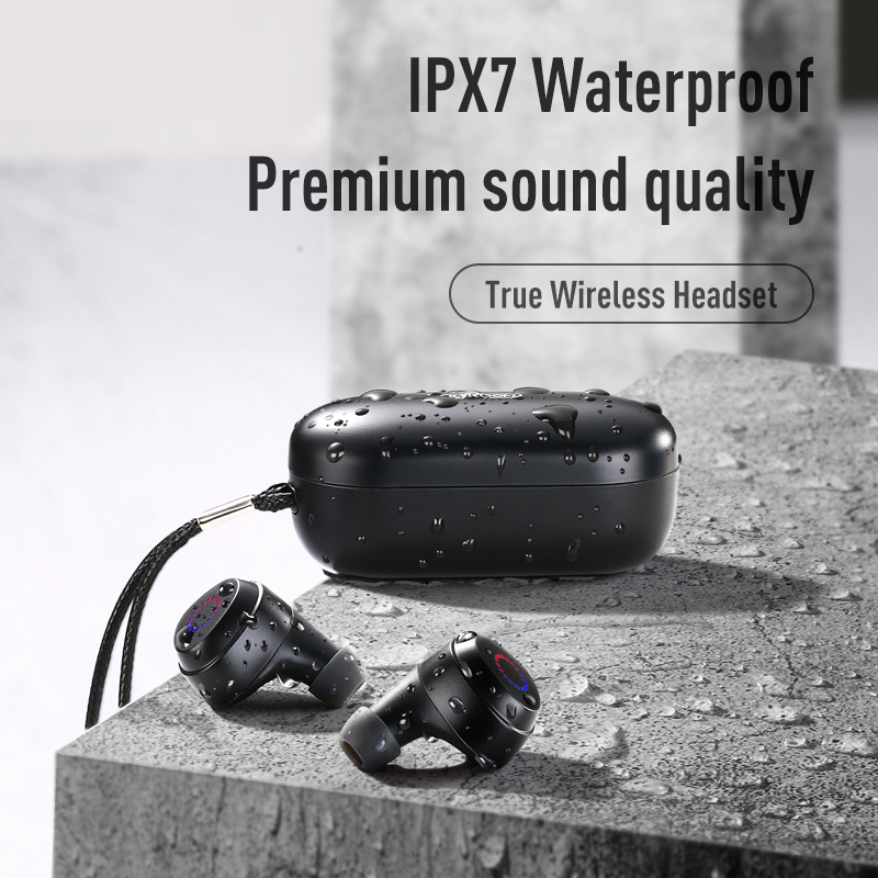 Наушники Bluetooth JOYROOM Bilateral TWS JR-TL1 |IPX7 Waterproof| 11898