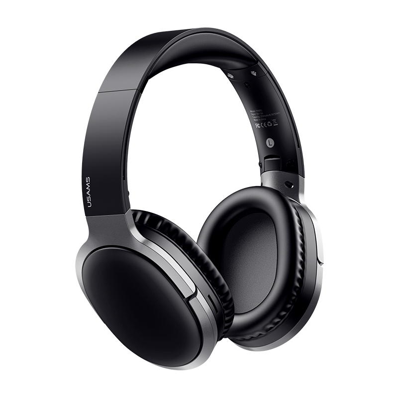 Наушники Bluetooth USAMS Wireless Noise Cancelling Headphones - YN Series US-YN001 |BT4.2, AUX/TF Card, 10Hours| 11970