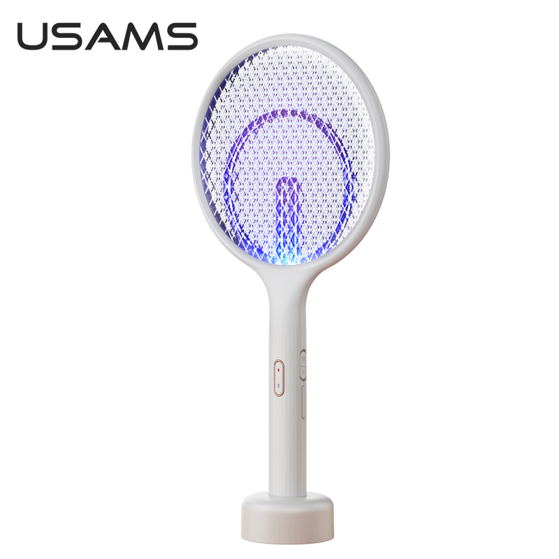 Электрическая мухобойка USAMS Electric Mosquito Swatter US-ZB144 (Base Support Design) 12728
